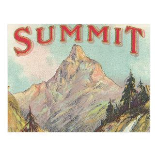 Sommet Carte Postale
