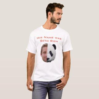 Son nom était panda de riches de Seth aka T-shirt