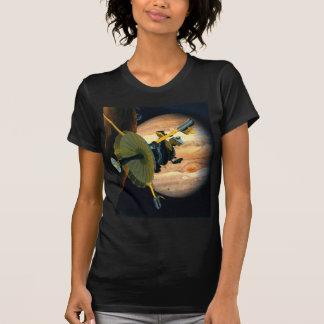 Sonde de Jupiter et de Lo Galilée T-shirt