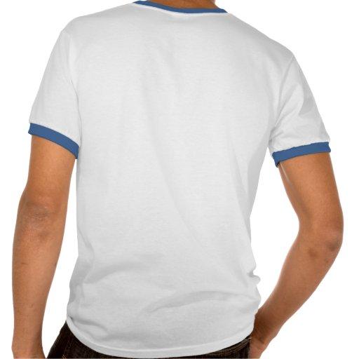 Sonnerie bleue T T-shirt