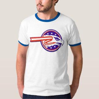 Sonnerie de bleu de sentinelles t-shirts