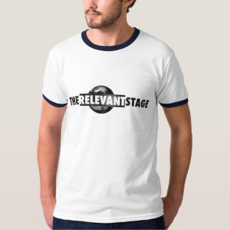 Sonnerie de bleu de TRS T-shirt