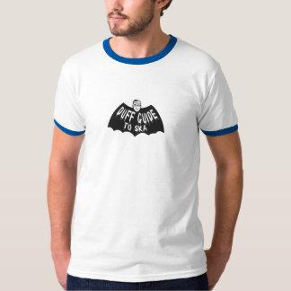 Sonnerie moche adulte (bleue) t-shirt