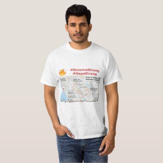 Sonoma fort, T-shirts fort de Napa