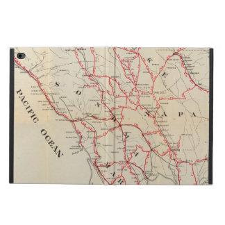 Sonoma, Marin, lac, et comtés de Napa