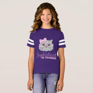"""Sophisticats """"dans la formation"""" pour de jeunes t-shirt"""