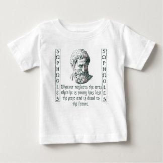 Sophocles T-shirt Pour Bébé