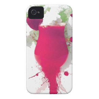 sorbet jacob's design coques Case-Mate iPhone 4