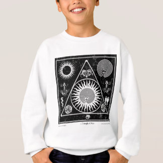 Sorcellerie : Une triangle de l'art #4 Sweatshirt