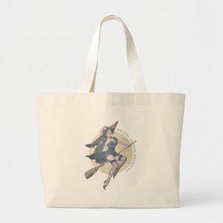 Sorcière de Salem Grand Tote Bag