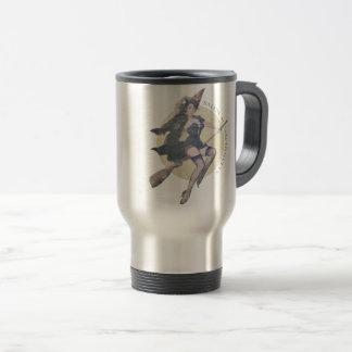 Sorcière de Salem Mug De Voyage