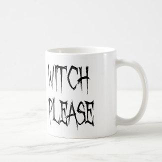 Sorcière svp mug