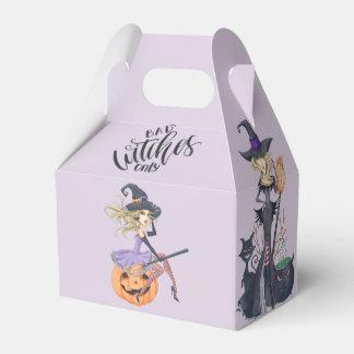 Sorcières pourpres Halloween Ballotins