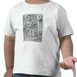 Sorgheloos portant une gerbe, 1541