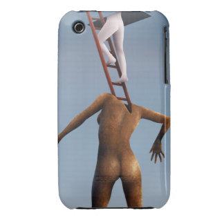 Sortie de secours - cas protecteur de l'iPhone 3