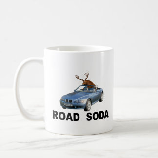 Soude de route mug