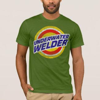 Soudeuse sous-marine t-shirt