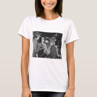 Soudeuses de femmes t-shirt