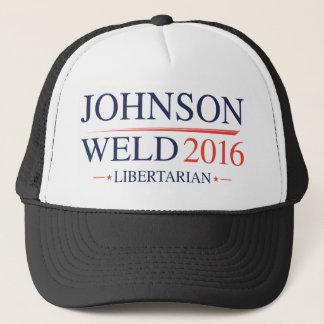 Soudure 2016 de Johnson Casquette