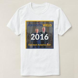 Soudure 2016 de Johnson T-shirt