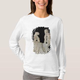 Soulagement dépeignant Ulysse et Pénélope T-shirt