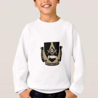 Soulagement et vérité d'amour fraternel sweatshirt
