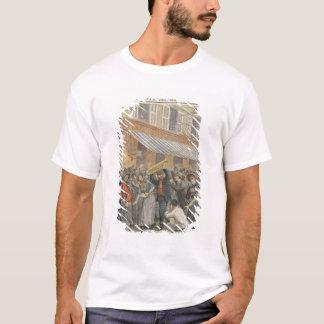 Soulèvement contre une armée du salut t-shirt
