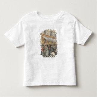 Soulèvement contre une armée du salut t-shirt pour les tous petits