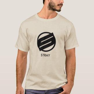 Soulèvement égaré - couleur de sable - T-shirt