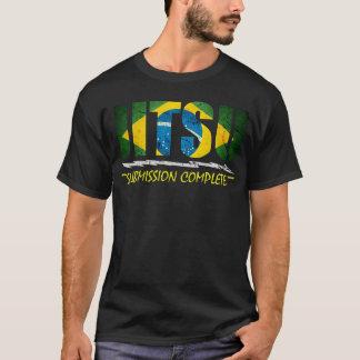 Soumission complète - T-shirt de Jiu Jitsu de