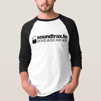 Soundtrax 3/4 chemise de douille t-shirt