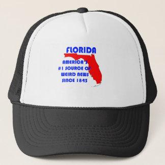 Source de la Floride #1 pour de nouvelles étranges Casquette
