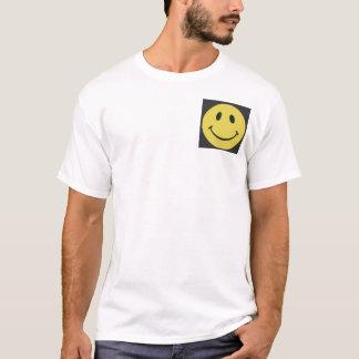 Souriez si vous n'utilisez aucun sous-vêtement ! t-shirt