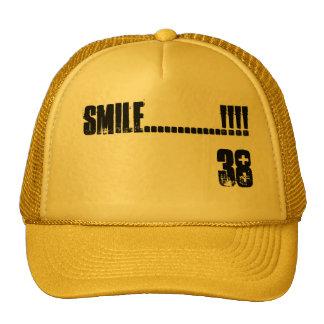 sourire ............ ! ! ! ! , 38 casquette trucker