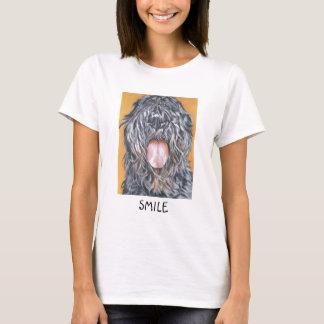 SOURIRE bouvier   de T-shirt