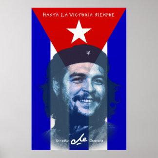 Sourire de Che Guevara Posters