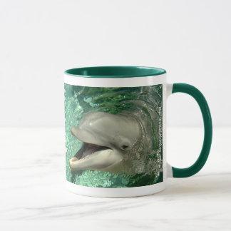 Sourire de dauphin - tasse