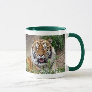 Sourire de tigre mug