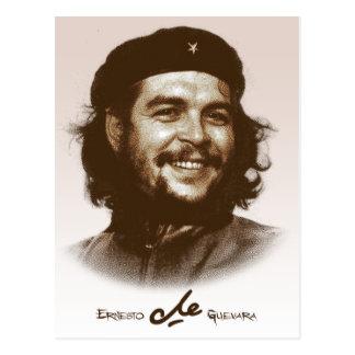 Sourire d'Ernesto Che Guevara Carte Postale