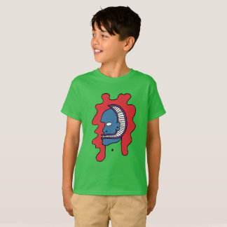 Sourire grand t-shirt