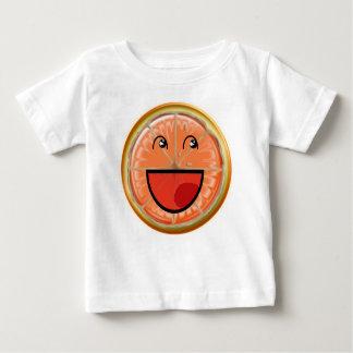 sourire orange t-shirts