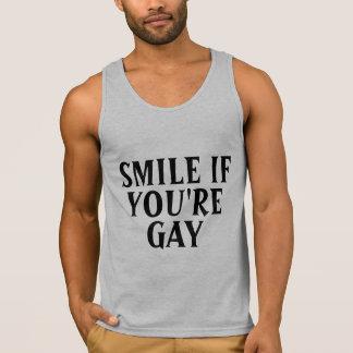Sourire si homosexuel
