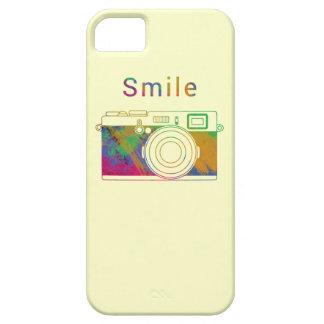Sourire sur l appareil-photo coques Case-Mate iPhone 5
