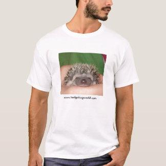 Sourire ! T-shirt de hérisson de bébé