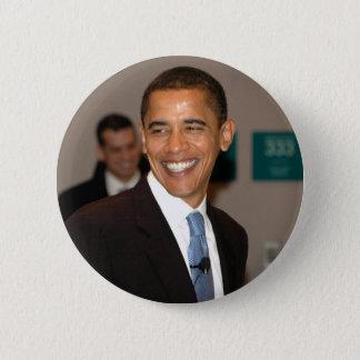 Sourires du Président Barack Obama Badges
