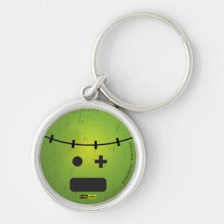 Sourires effrayants - Frankenstein Porte-clés