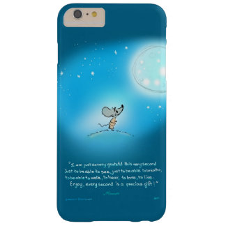 Souris de gratitude coque iPhone 6 plus barely there