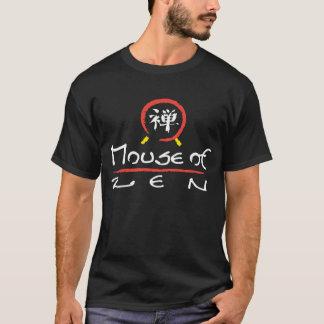 Souris de logo de zen t-shirt