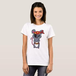 Souris de pirate t-shirt