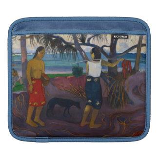 Sous le Pandanus, 1891 (huile sur la toile) Housses iPad